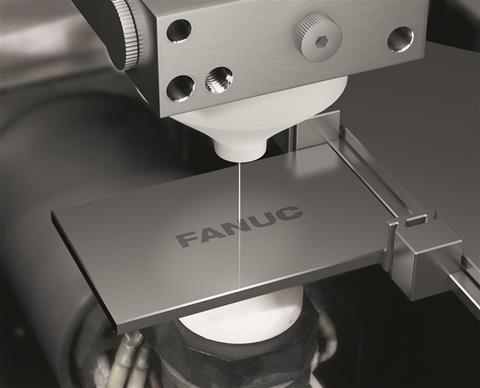 Fanuc Robocut Maschine